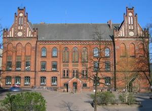 Friedensschule Schwerin